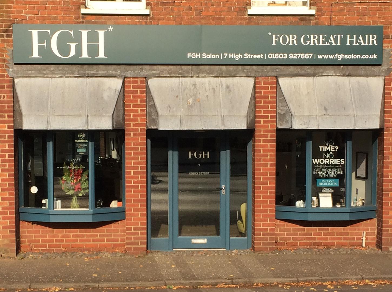 Hair Salon in Norfolk
