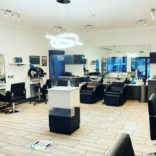 The salon has been steamed, cleaned and scrubbed all ready for reopening tomorrow. We are ready for you!  We are returning with all the same safety measures in place as before, our team will be there to guide you through them at all times. We can't wait to see you. ☺️#byebyelockdown #fghsaloncoltishall #norwichhairdressers