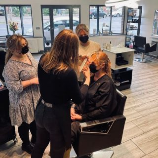 We are looking for an apprentice!! If you're interested in joining our professional, friendly team please drop us an email...we'd love to meet you. Or if you know someone that might be looking to start a career in hairdressing please share this post with them. Thank you 😊#apprentice #newcareer #fghsaloncoltishall #norwichhairdressers