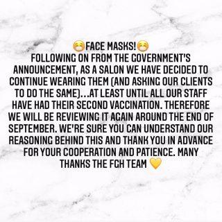 SALON UPDATE