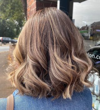🤍Soft balayage🤍  Colour and cut by @ivylouisehair   #hairdressinglife #littlebuisness #hairstyles #hair #lorealprofessionnel #lorealcolour #balyage #balyagehighlights