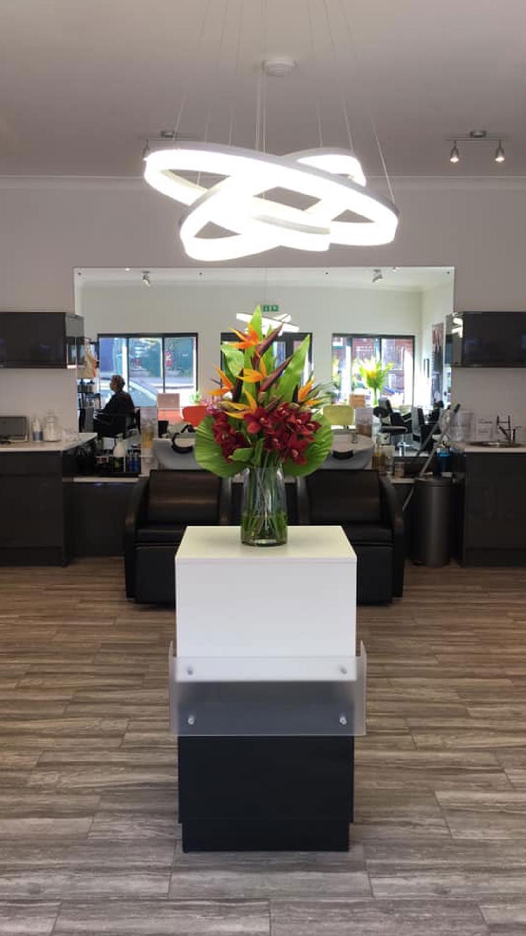 Salon Flowers