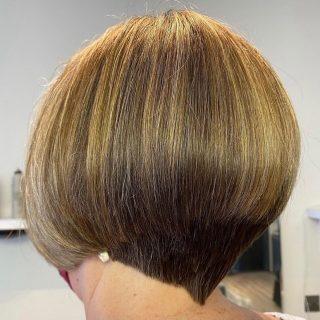▪️Graduation▪️  Cut by @ivylouisehair   #hairdressing #cutandblowdry #norwichbusiness #norwixhsalon #highstreetsalon #coltishallnorfolk #fghsaloncoltishall